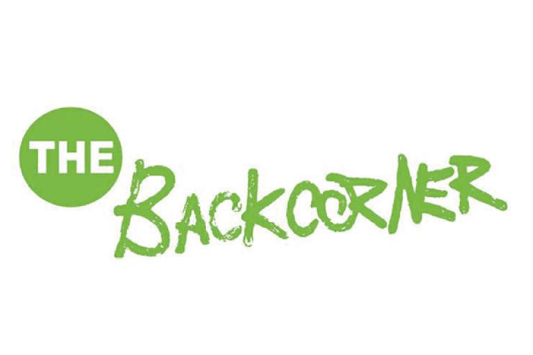 Backcorner cocktails logo
