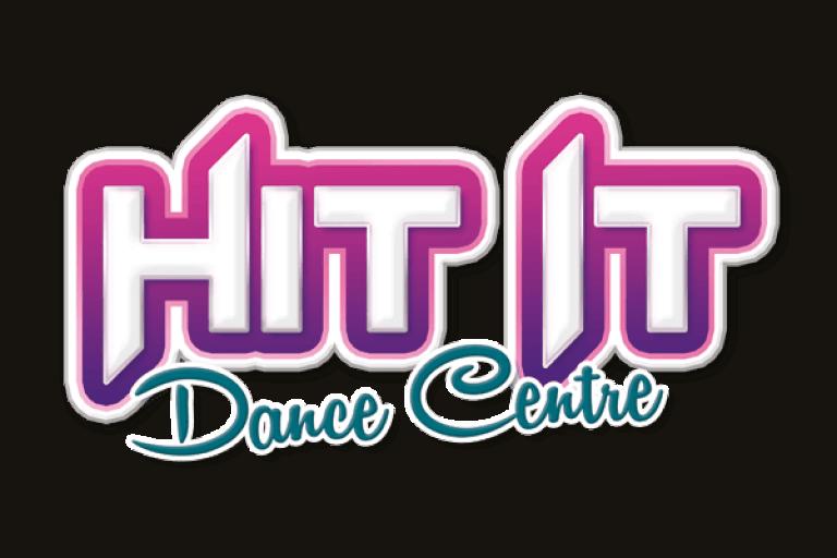 Hit It Dance Centre logo