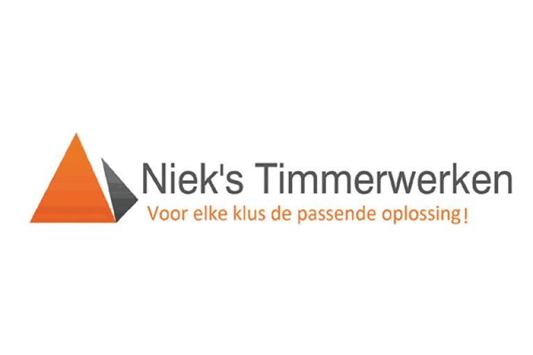 Nieks Timmerwerken logo