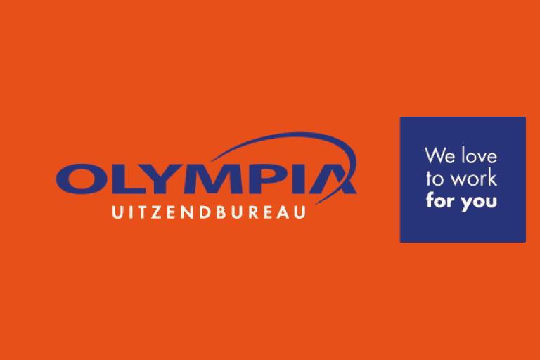 Olympia Uitzendbureau logo