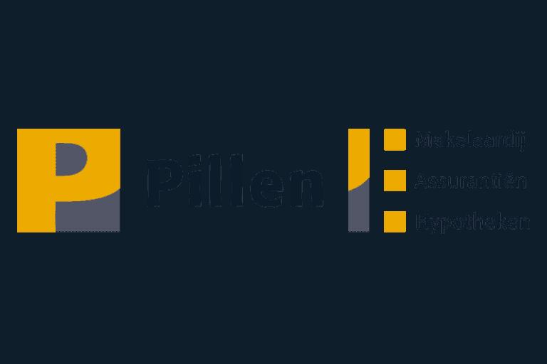 Pillen Makelaardij logo