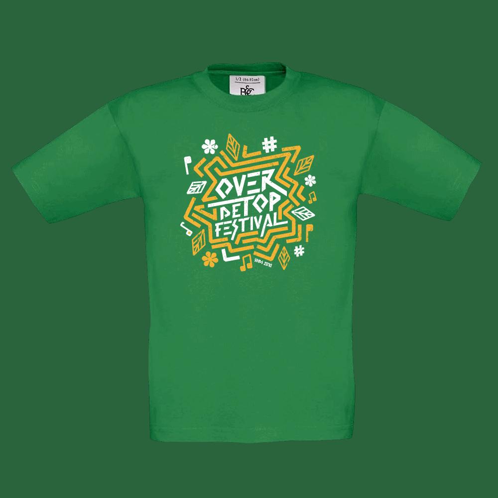 kids festival shirt
